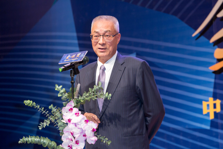 吳副統統 敦義先生